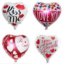 valentines day balloons wholesale tszwj free shipping 1pcs new s day wedding