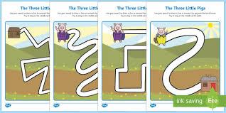 pigs pencil control path sheets pencil