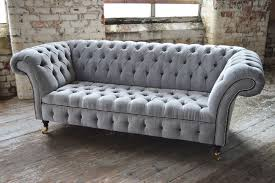 Chesterfield Corner Sofas Top Chesterfield Corner Sofa Fabric T31 On Brilliant Home Design