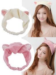 cat headband cat ears soft headband pocket tokyo online store powered by