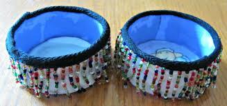 How To Decorate A Tin Decorative Tin Can Craft