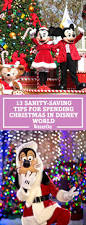 When Is Disney Decorated For Christmas Disney World At Christmas U2014 How To Plan A Disney Vacation Over The