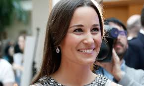 middleton pippa pippa middleton spotted wearing 6 600 earrings