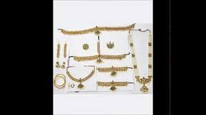 bharatanatyam and kuchipudi jewellery set