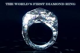 all diamond rings images The world 39 s first all diamond ring incredible things jpg
