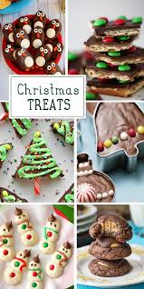 40 fun christmas treats holidays easy christmas treats and