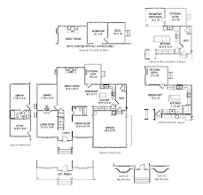 brookshire floor plans main street homes
