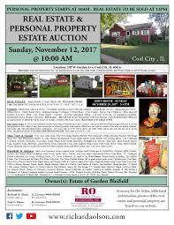 richard olson associates auctions
