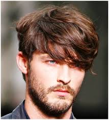 boys haircuts for thick wavy hair mens hairstyles long thick wavy hair men s apparel pinterest
