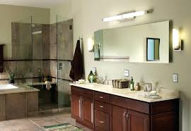 Lighting For Bathroom Mirrors Lighted Makeup Mirror Wall Mount In Mounted Best Choices