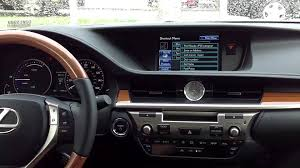 lexus es300h bluetooth how to make a hands free call on the 2013 lexus es 300h youtube