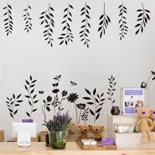 living tv wall background purple