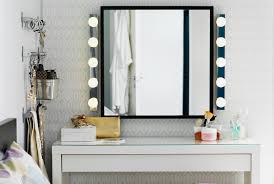makeup vanity table with lighted mirror ikea bench makeup vanity table with lighted mirror ikea dressing