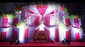 mandap decorations shan decorators ahmednagar flower decorators ahmednagar light