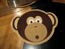 Area Rugs For Nursery Monkey Area Rug Roselawnlutheran