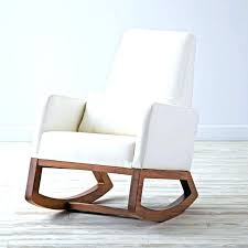 White Wooden Rocking Chair For Nursery White Wooden Rocking Chair Uk Wooden Rocking Chair Miniature Wood
