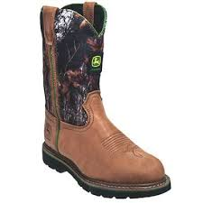 s deere boots sale deere boots s camo jd4348 steel toe eh welted cowboy boots