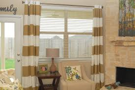 accessories outstanding window treatment decoration using brown