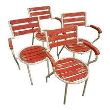 vintage u0026 used patio and garden furniture chairish
