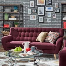 Free Hug Sofa by Homesullivan Watson Grey Linen Sofa 409993gl 3sofa The Home Depot