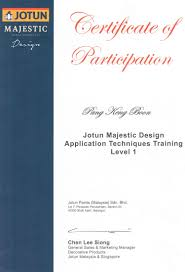 certificates u0026 awards