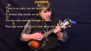 Pink Floyd Comfortably Numb Lyrics And Chords Comfortably Numb Pink Floyd Mandolin Cover Lesson With Chords
