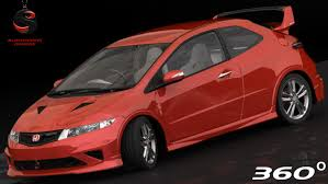 honda civic type r mugen model