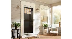 Storm Doors For Patio Doors Storm Doors At The Home Depot