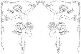 dancer and ballet coloring pages 17618 bestofcoloring com