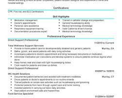 medical billing specialist resume samples jobhero