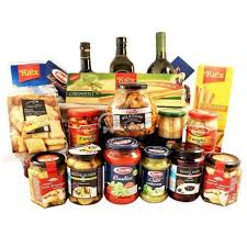 gift baskets to send send pasta gift baskets italy spain germany uk portugal belgium