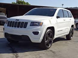 jeep altitude for sale 2015 jeep grand altitude 4wd damaged salvage only 4k