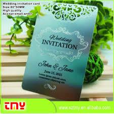 chinese laser cut wedding invitation card 2016 latest royal