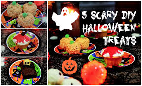 5 diy halloween treats super fast and easy perfect beauty youtube