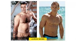 the perfect bond movie sean connery judi dench and a watch that