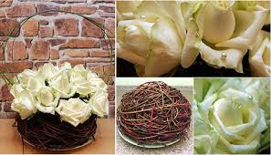 wedding flowers for tables diy flower arrangement ideas 4 easy centerpieces for your table