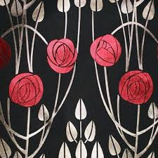 Fabric For Curtains And Upholstery Charles Rennie Mackintosh Curtain And Upholstery Fabric Art