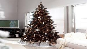 100 black christmas trees white christmas tree with red and