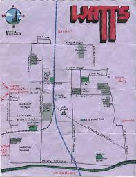 South Los Angeles Map by Amoeblog U003e Tag U003e South Los Angeles
