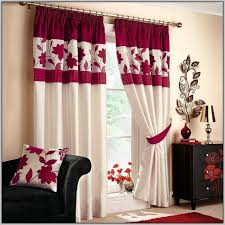 red bedroom curtains splendid red and white bedroom curtains decor with curtains red