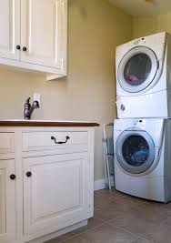 Washer Dryer Enclosure Custom Cabinetry