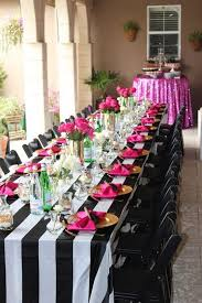 Black And White Striped Table Cloth 100 Cool Black And White Sassy Stripes Wedding Ideas U2013 Page 2 U2013 Hi