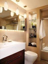 bathroom light fixtures with pendant lighting and strip lighting