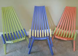 folding stick chair built by jerry doty