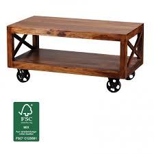 Roller M El Wohnzimmer Tisch Tisch Design Holz Mobelplatz Com