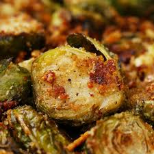ina garten brussel sprouts pancetta you know you want to make these garlic roasted brussel sprouts