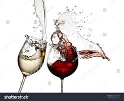 red martini splash red white wine splash stock photo 586366139 shutterstock