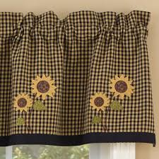 window treatments primitive home decors