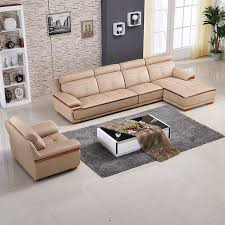 Living Room Furniture Wholesale China 1 2 3 Living Room Genuine Sofa Manufacturers And Suppliers