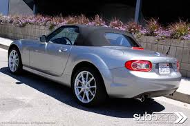 mazda miata stance first drive 2010 mazda mx 5 miata grand touring 6mt review
